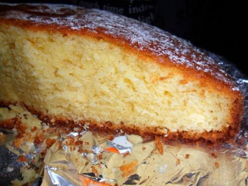 cucina, ricette, ricetta, torte, dolci, arancia, torta all'arancia, ricette di cucina, crostate,