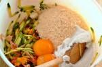 cucina, ricette, ricetta, crespelle, frittate, uova, zucchine,ricotta, frittura