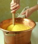 polenta, farina di mais, cucina, ricette, mais, preparare la polenta