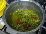 cucina, ricette, minestra, zucchine, minestra di zucchine, uova, primi piatti,