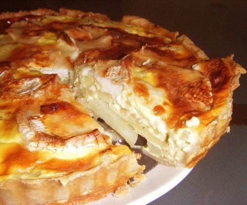 cucina, ricette, ricetta, crostate, torte, patate, torte salate, panna,