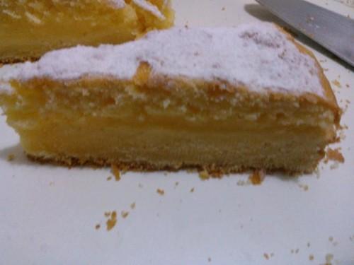 torta al limone,cucina,dolci,ricette,polenghi,torta farcita al limone,crema