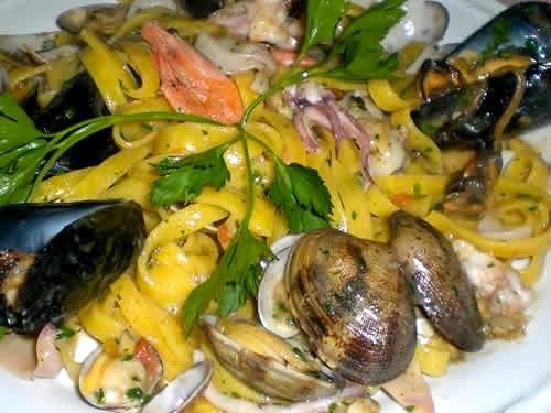 cucina, ricette, ricetta, primi piatti, pappardelle, seppie, pesce, recipes, ricette di cucina