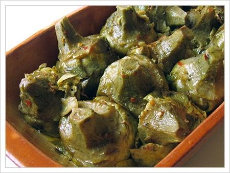 La ricetta dei carciofi alla romana cosa cucino oggi for Ricette di cucina romana