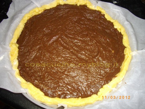 cucina, dolci, crostate, crostata, torte, nutella, crostata di nutella, recipes, ricette, ricetta,