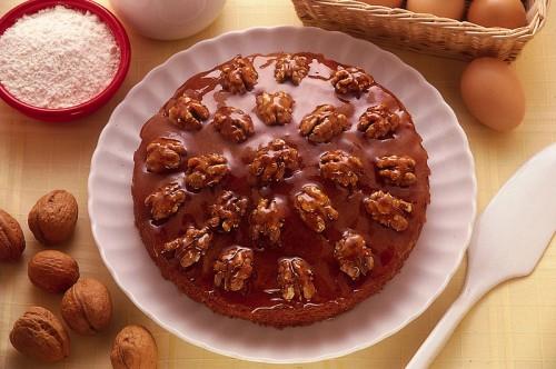 dolci, cucina, torte, noci, ricette, ricetta, cioccolato,