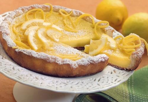 Crostata al limone  – la ricetta in 5 mosse – semplicemente
