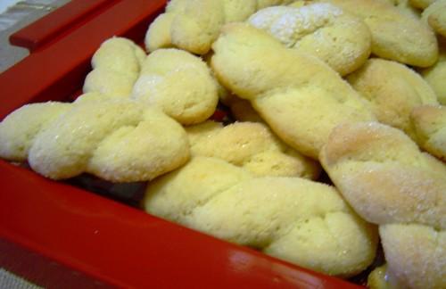 """Biscotti Torciglioni. Biscotti veramente """"da inzuppare"""" per"""