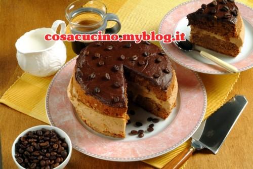 cucina,dolci,torte,torta,torta al caffè,caffè,ricette,ricetta,dessert