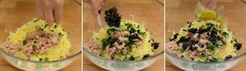 cucina, ricette, polpettone, tonno, polpettone di tonno e patate, secondi, pesce, ricette con tonno,