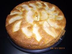 torta di mele e noci,cucina,ricette,ricetta,noci,torte,torta,mele,recipes,ricette di sardegna,crostata