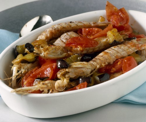cucina, ricette, ricetta, melanzane, primi piatti cannocchie, pesce,