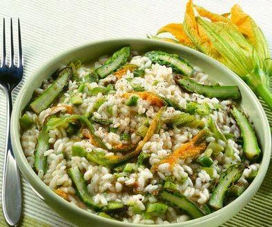 cucina, risotto, risotti, asparagi, ricette, ricetta, primi piatti, recipes,verdure,