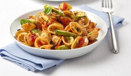 cucina, ricette, ricetta, primi piatti, orecchiette, zucchine,
