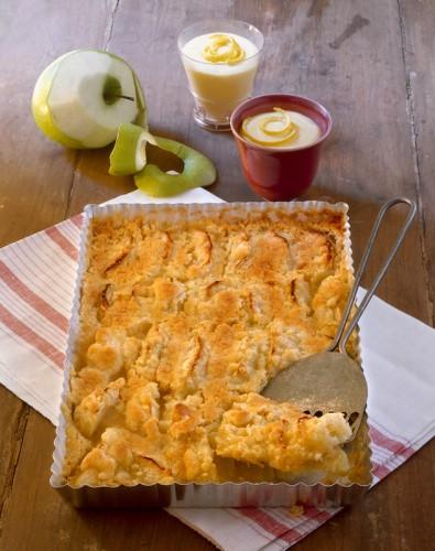 Crumble di mele, crumble, mele, cucina, ricette, ricetta, dolci, torte, crostate, crostata,