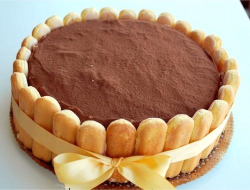 ricetta torta tiramisu'