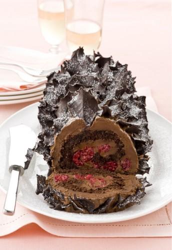 dolci natale, natale, cucina, dolci, trinchetto di natale, ricette, ricetta, cioccolato,