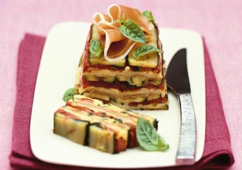 cucina, ricette, ricetta, parmigiana, zucchine, basilico, pomodori, ricette light,