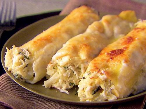 cucina, ricette, ricetta, salsiccia, cannelloni, primi piatti, carciofi,