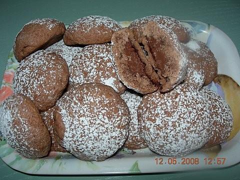Biscotti alla nutella tipo grisbi – semplici e passo passo c