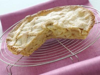 Apple pie (crostata di mele all'inglese).jpg