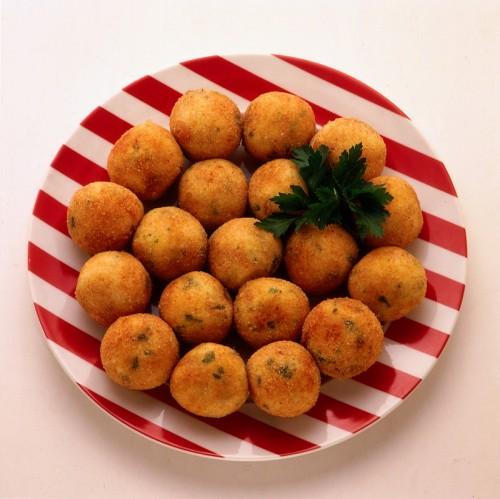 crocchette, cucina, ricette, ricetta, polpette, fagioli, bresaola