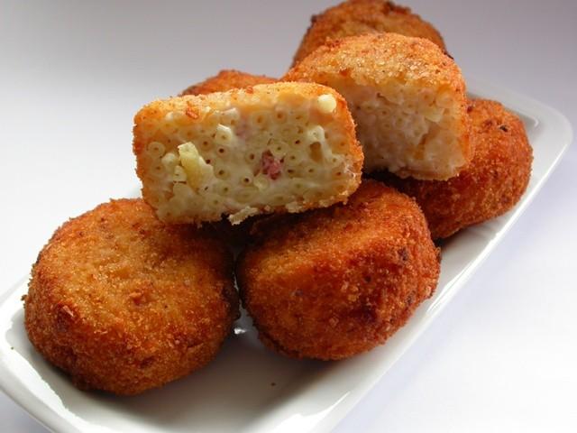 cucina ricette ricetta crocchette frittura frittatine pasta ricette napoletane