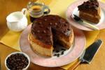 torta al caffe, alta e soffice. la ricetta passo passo con foto