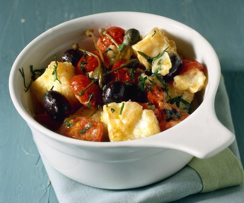 Ricette cucina mediterranea