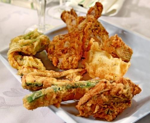 frittura,cucina,ricette,ricetta,ascolana,frittata,frittate,uova,carciofi,zucchine