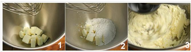 Pasta frolla montata cosa cucino oggi ricette di cucina for Pasta frolla planetaria