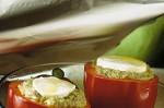 cucina, ricette, ricetta, melanzane, peperoni, antipasti, mozzarella,