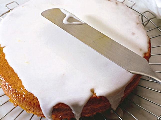 Glassa per torte ricetta