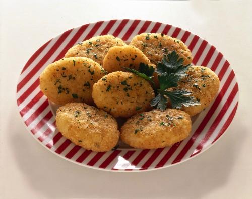 crocchette, cucina, ricette, ricetta, polpette, gorgonzola, topo gigio, riso, risotto,