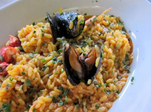 risotto, cucina, ricette, ricetta, risotti, riso, pesce, recipes, cozze,