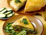 Torta rustica ai quattro sapori - La ricetta in 5 mosse