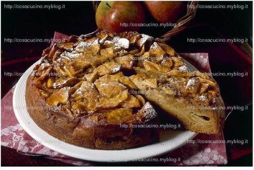 Torta di mele della nonna - fatta, scritta e commentata