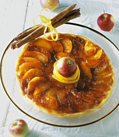 Tarte Tatin, un dolce francese che incantera tutti. Ricetta facile passo passo