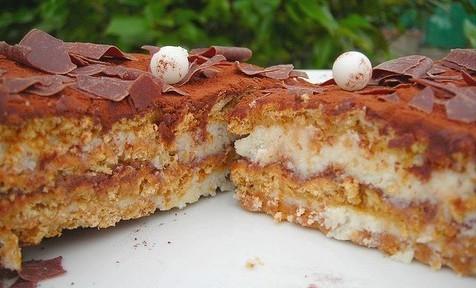 Torta oro saiwa