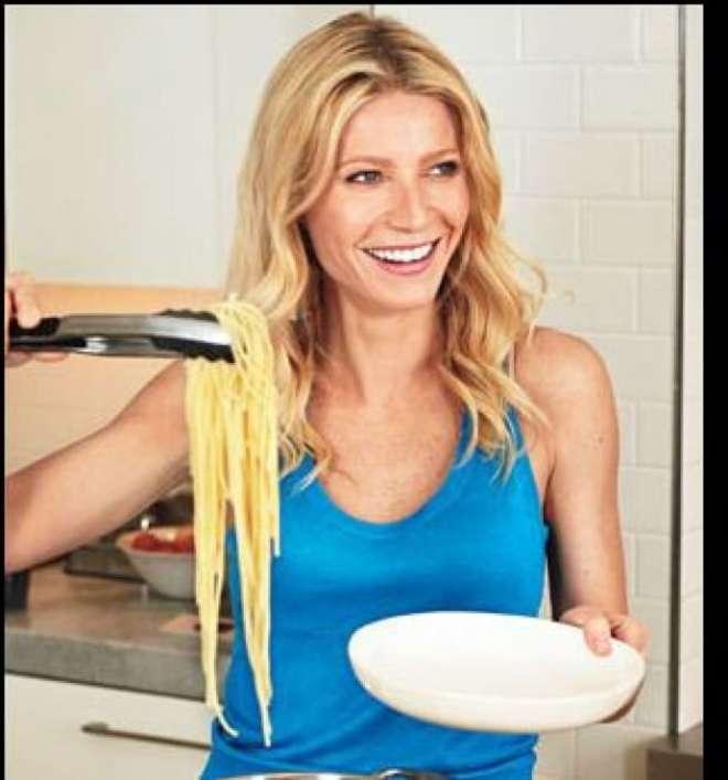 Anche Hollywood ama la pasta: i vip preferiscono la cucina m