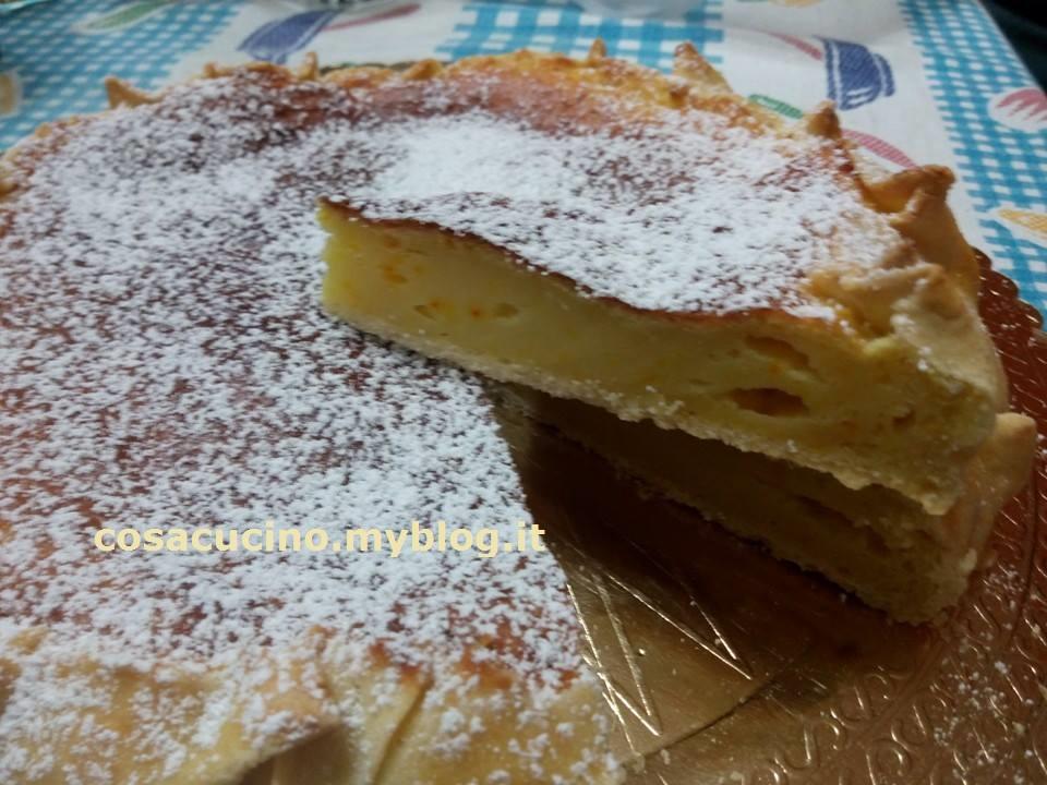 La ricetta della torta Pardula