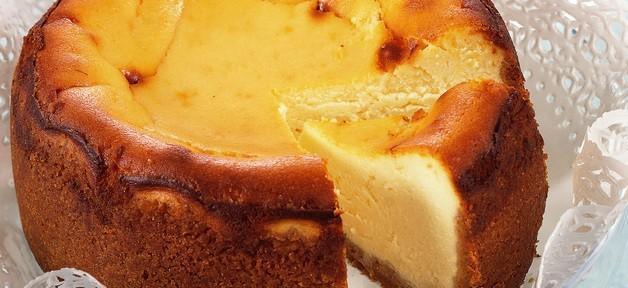 Torta di limone e vaniglia