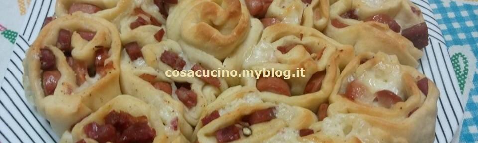 Pizza di rose napoletana