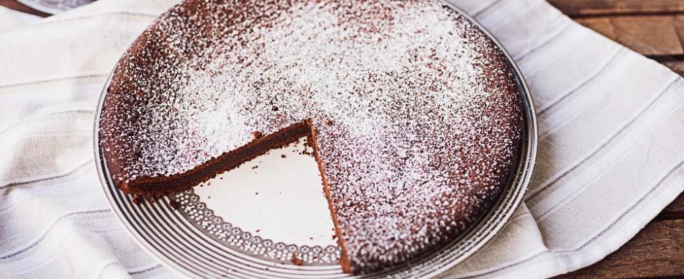 Torta cioccolatino: morbida e ricca