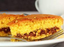 torta nutella e cocco