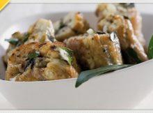 Ricetta del Capitone arrostito all'alloro | Cucinare alla napoletana