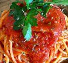 Spaghetti alla Chiummenzana Made in Capri