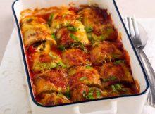 Cannelloni di Zucchine
