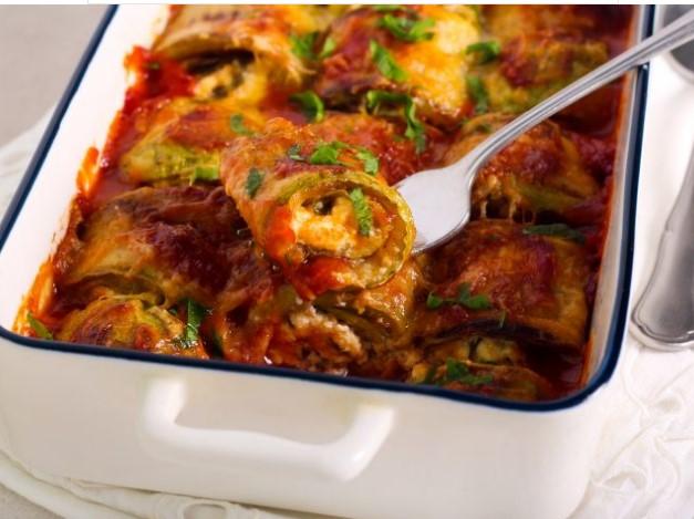 Cannelloni di Zucchine pronte